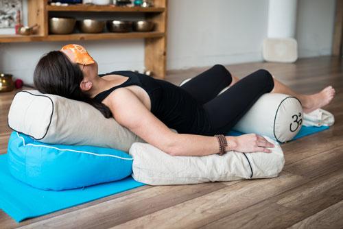 Accessoires de yoga