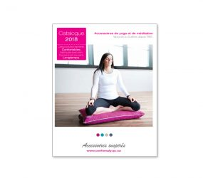 Catalogue Yoga et Méditation Conforauly 2018