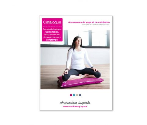 Catalogue Yoga et Méditation