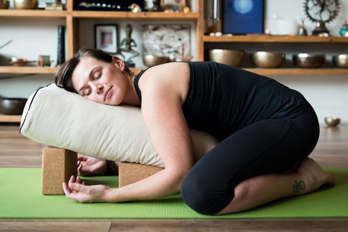 accessoires yoga méditation